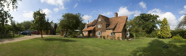 Wilderness Farmhouse B&B, Kent